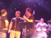 Πλούταρχος- Οικονομόπουλος: Backstage από την χθεσινή πρόβα τους