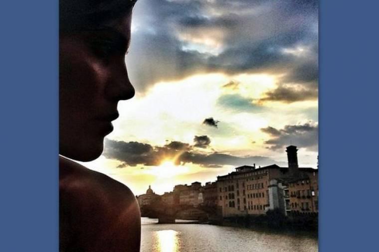 Μαίρη Συνατσάκη-Μύρωνας Στρατής: Φωτογραφίες από τις διακοπές τους στη Φλωρεντία