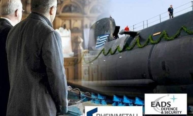 Δύο γερμανικές εταιρίες κατηγορούνται πως έδωσαν μίζα σε Έλληνες