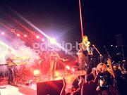 Πάνος Καλίδης: Έγινε χαμός στην συναυλία του στην Δράμα