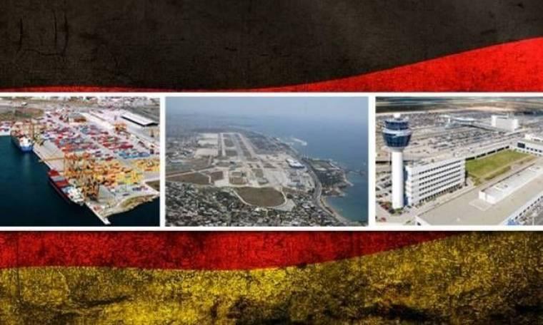 Σύνδεσμος Γερμανών Βιομηχάνων: Δημεύστε τώρα την περιουσία των Ελλήνων