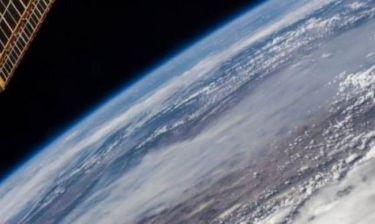 H φωτιά στην Καλιφόρνια από το διάστημα (pics)