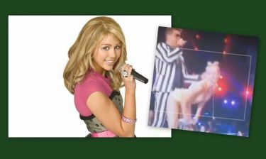 Σάλος με την εμφάνιση της Miley Cyrus στα βραβεία του MTV