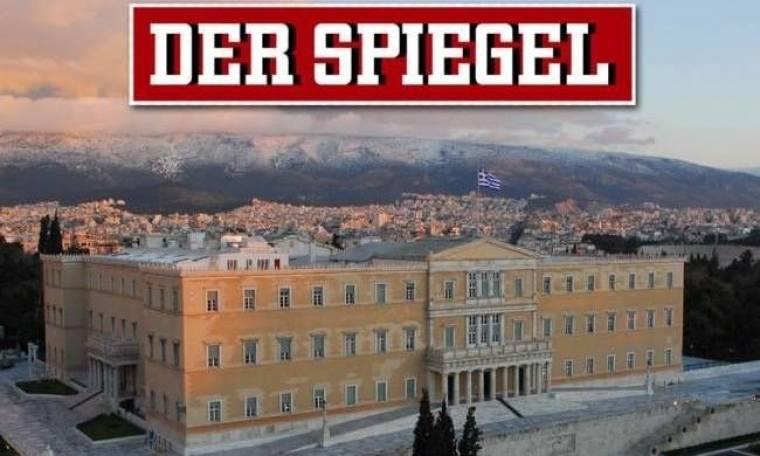 Spiegel: Ανίκανη η Αθήνα να εφαρμόσει μεταρρυθμίσεις δίχως την Τρόικα