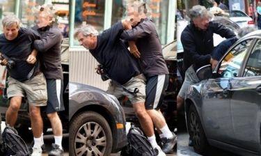 Ποιος διάσημος μπαμπάς έδειρε παπαράτσι επειδή πήγε να απαθανατίσει τη νεογέννητη κόρη του! (εικόνες)