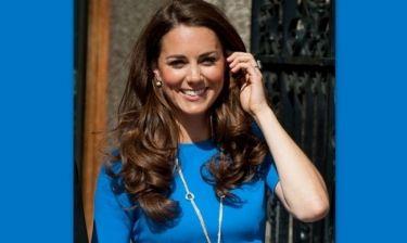 Δείτε την Κέιτ Μίντλετον με φλατ κοιλιά, έναν μήνα μετά τη γέννηση του πρίγκιπα Τζορτζ!