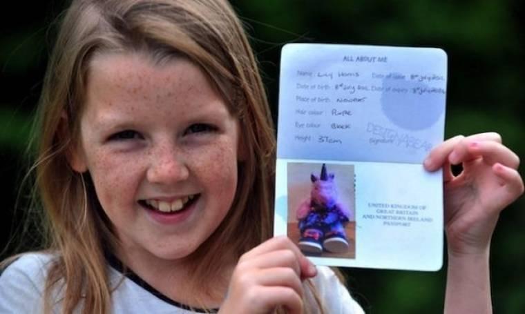 Κορίτσι 9 ετών πέρασε τον έλεγχο του αεροδρομίου με ψεύτικο διαβατήριο