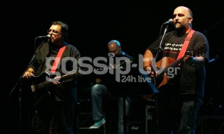 Μαχαιρίτσας- Στόκας: Μαζί στην σκηνή
