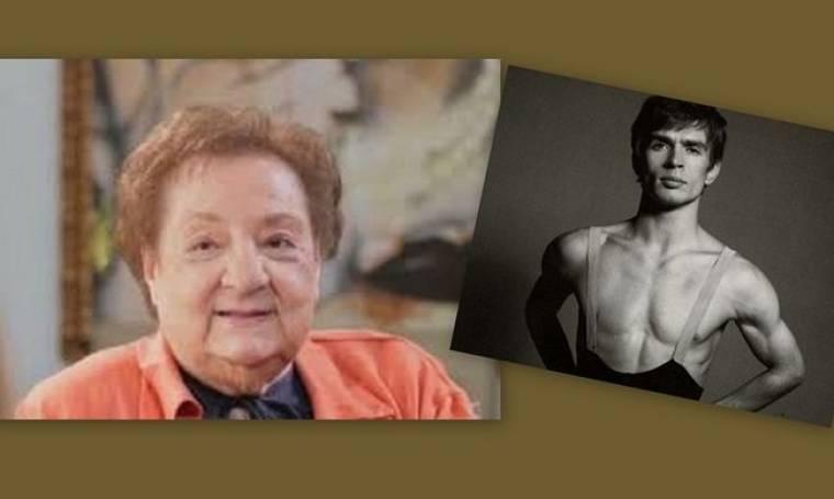 Ροζίτα Σώκου: Τι λέει για τον φίλο της Ρούντολφ Νουρέγιεφ;