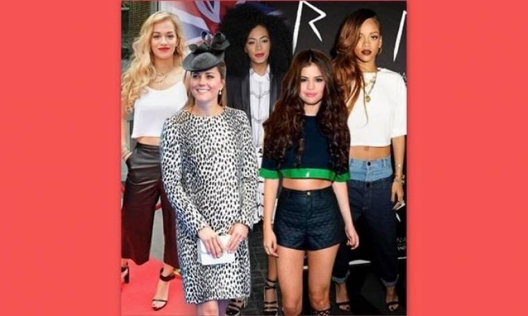 Πλανήτης Hollywood: όταν οι διάσημες κυρίες ντύνονται από megastores με πολύ οικονομικά ρούχα