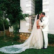 Φωτογραφίες από τον γάμο της χρονιάς της κόρης του Έλληνα μεγιστάνα Φιλάρετου Καλτσίδη με τον Ρώσο πρίγκιπα του χρυσού!