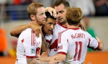 MLS: Επιβίωσαν οι Ρεντ Μπουλς (videos)