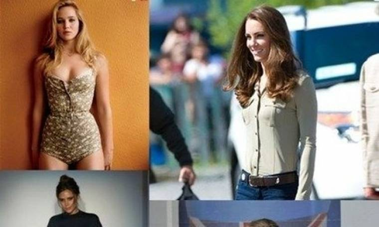 6 celebrities για των οποίων τα κιλά αδιαφορούμε πλήρως!