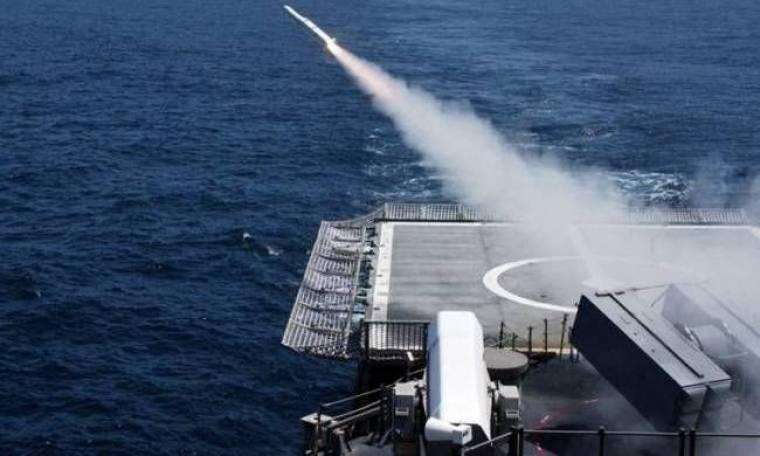 Ραντάρ εντόπισαν βαλλιστικούς πυραύλους στη Μεσόγειο