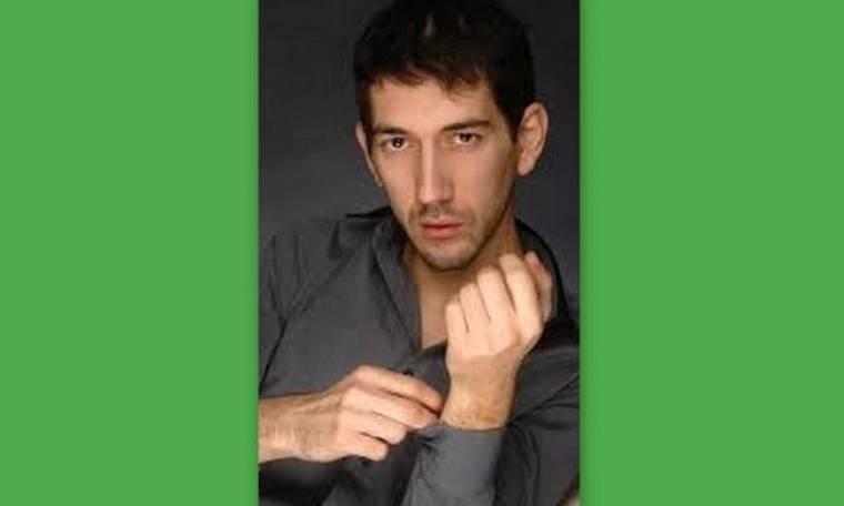 Ζήσης Παπαϊωάννου: Ο ηθοποιός που κάνει καριέρα στην Μέση Ανατολή