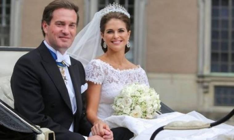 Το πρώτο της παιδί περιμένει η  πριγκίπισσα Μαντλέν της Σουηδίας