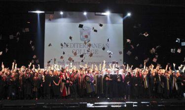 Mediterranean College: Προσφορά στην εκπαίδευση και τη νέα γενιά