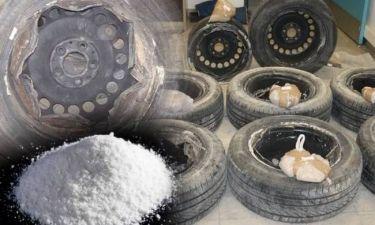 Έμποροι ναρκωτικών με ζάντες αξίας… 1.500.000 ευρώ