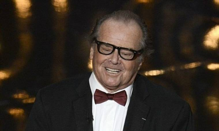O Jack Nicholson εγκαταλείπει την υποκριτική γιατί υποφέρει από απώλεια μνήμης!