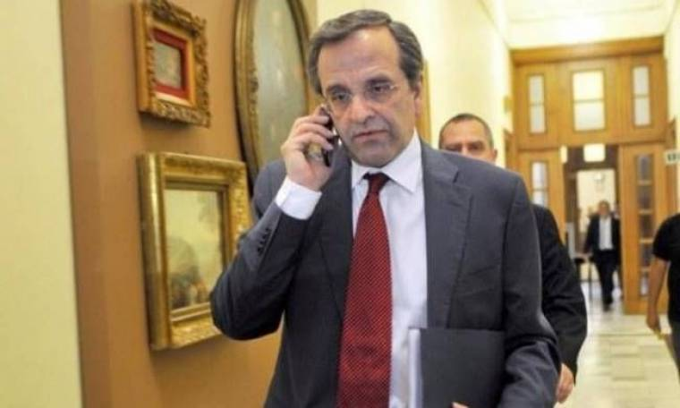 Απίστευτο: Πήραν τηλέφωνο τον Σαμαρά για να του πουλήσουν...