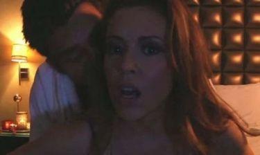 H 40χρονη ηθοποιός «προκαλεί» με το sex tape της!