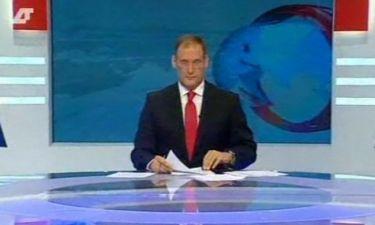 Βγήκε «αέρα» το πρώτο δελτίο της Δημόσιας Τηλεόρασης!