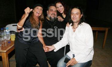 Στην συναυλία των Active Member ο Γιάννης Κότσιρας και η Ελένη Βιτάλη!