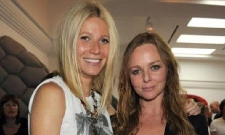 Η Stella McCartney συνεργάζεται με την Gwyneth Paltrow