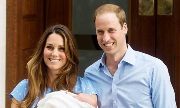 Middleton-William: Σε λίγες μέρες η βάφτιση του γιου τους! Όλες οι λεπτομέρειες!