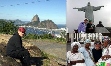 Μιχάλης Ασλάνης: Το τελευταίο ταξίδι στην Βραζιλία και η επιθυμία του να ζήσει μόνιμα εκεί που δεν έγινε πραγματικότητα