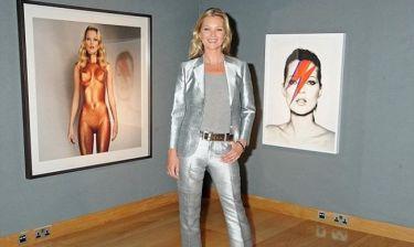 Η Kate Moss στον Οίκο Christie's!