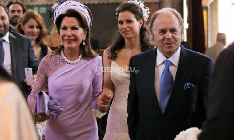 Αποκλειστικό: Δείτε τις πρώτες εικόνες από τον γάμο της Καρολίνας Αγγελοπούλου (Nassos Blog)