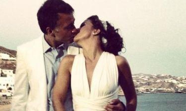 Όλα όσα συνέβησαν στον γάμο της συνεργάτιδας της Μενεγάκη