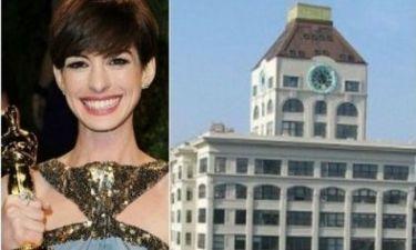 Η Anne Hathaway είναι και επισήμως τρελή: Πουλάει το σπίτι της γιατί είναι πολύ... διάσημη!