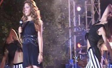 Έλενα Παπαρίζου: Ξεσήκωσε το κοινό της συμπρωτεύουσας!