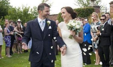 Παντρεύτηκε η Ολυμπιονίκης ποδηλασίας, Victoria Pendleton τον προπονητή της