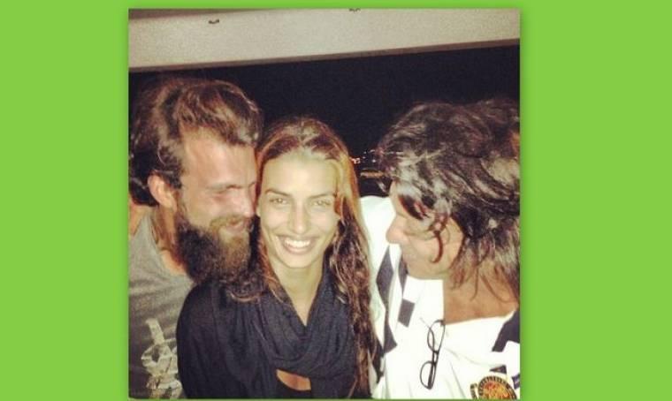 Όταν ο ΨΙνάκης συνάντησε το ζευγάρι, Σωτηροπούλου-Αλεξάνδρου!