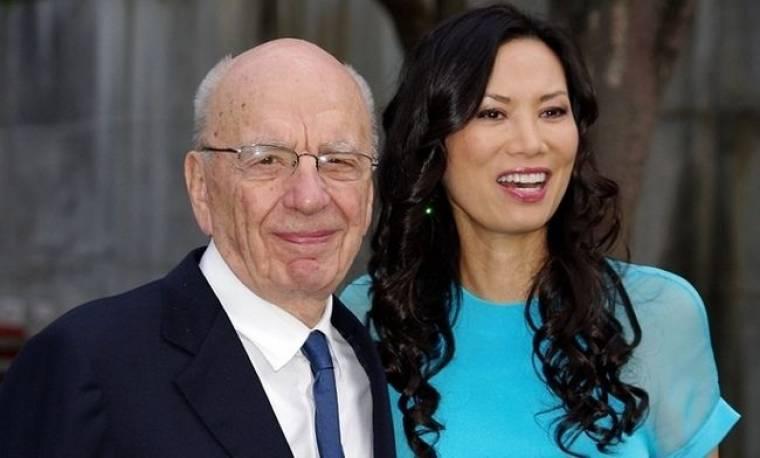 Ο μεγιστάνας Ρούπερτ Μέρντοχ χώρισε την γυναίκα του γιατί ήταν… κατάσκοπος!