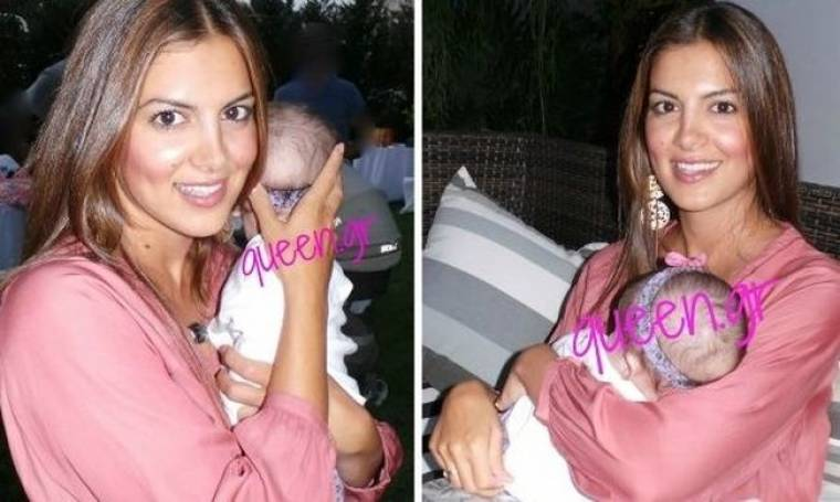 Είχε φιλική συμμετοχή στην γέννα .. (Γράφει η Majenco αποκλειστικά στο Queen.gr)