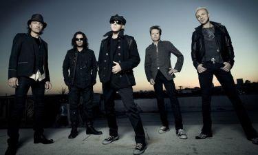 Οι Scorpions βρίσκονται στην Αθήνα