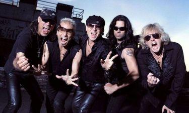 Scorpions: Στην Βάρκιζα για φαγητό