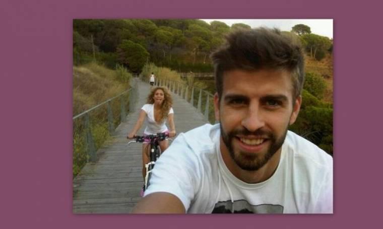 Shakira-Pique: Η βόλτα με τα ποδήλατα και τα «παιχνίδια»!
