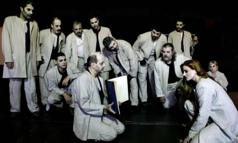 Θέμης Πάνου: Από τον Αγαμέμνονα… στη Βενετία!