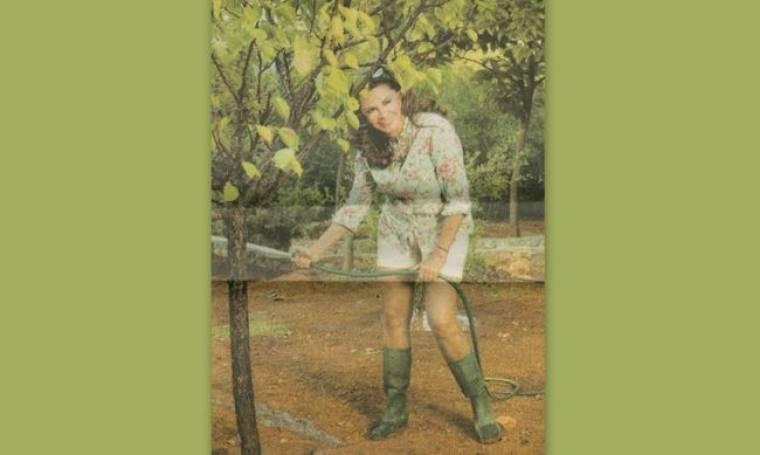 Η Μιμή Ντενίση σε ρόλο… αγρότισσας!