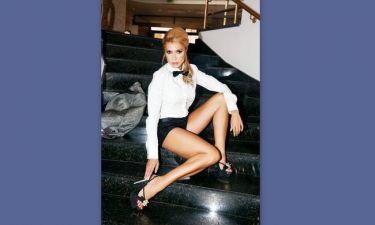 Έλενα Παπαβασιλείου: Η σούπερ σέξι φωτογράφηση, το νέο ξεκίνημα στην Κύπρο και η σύγκριση με την Καγιά!
