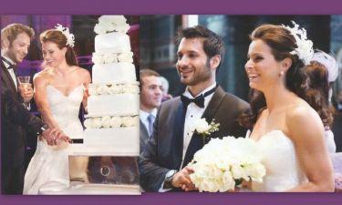Γιάννα Αγγελοπούλου: Νέες φωτογραφίες από το γάμο και τη δεξίωση της κόρης της στο Λονδίνο