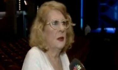 Άννα Παναγιωτοπούλου: «Προτιμώ τις ξένες σειρές, τούρκικα και βραζιλιάνικα από τις επαναλήψεις»