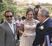Το φωτογραφικό άλμπουμ του γάμου της αδερφής του Νίκου Αλιάγα