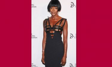 To νέο look της Naomi Campbell