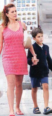 Ευγενία Μανωλίδου: Ένα σούπερ Σαββατοκύριακο με την κόρη και τον μικρό της γιο!